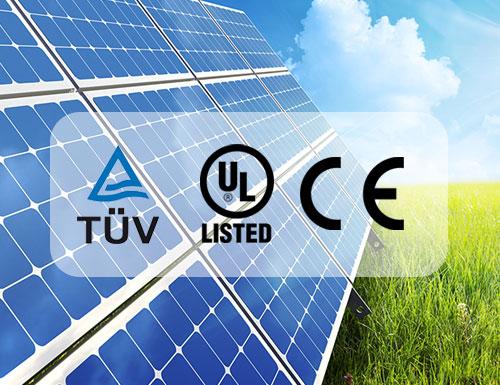 我们相关产品获得了TUV、UL、CE、ISO9001等多项认证。